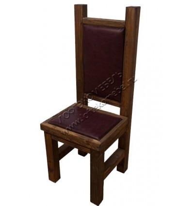 Деревянный стул из массива сосны Столовый-2
