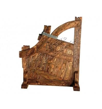 Перегородка из дерева под старину Флагман