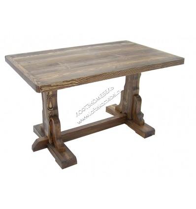 Стол из массива дерева Лесник