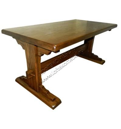 Стол из сосны для столовой Эпоха