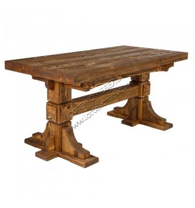 Стол из массива сосны Волат