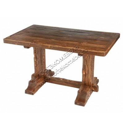 Деревянный стол Рыбак
